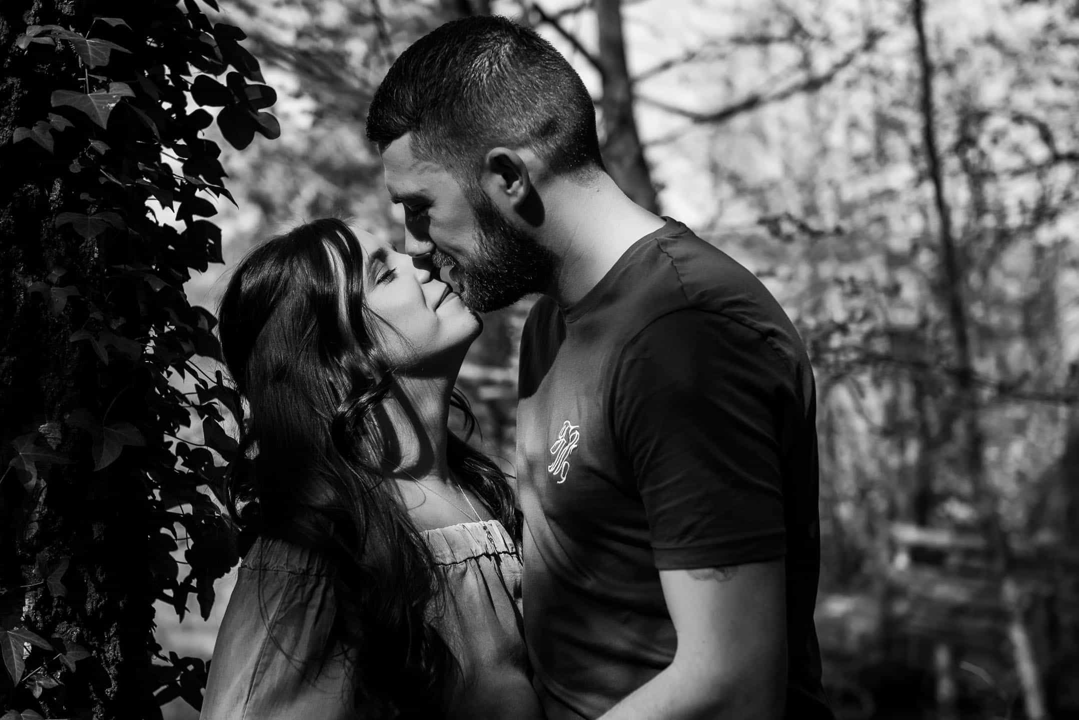 Chester Pre Wedding Photography with Stacy and Peter 1