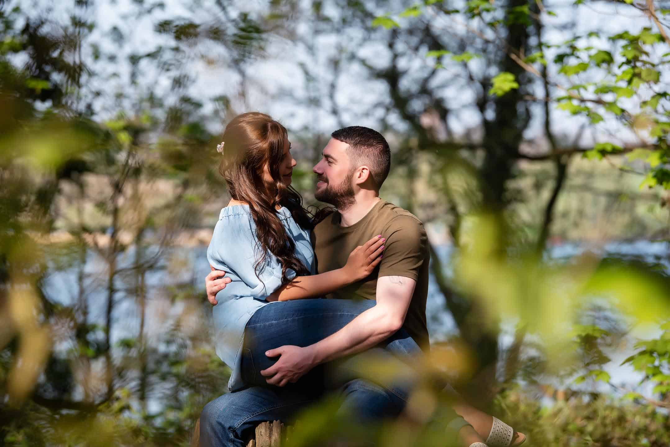 Chester Pre Wedding Photography with Stacy and Peter 2