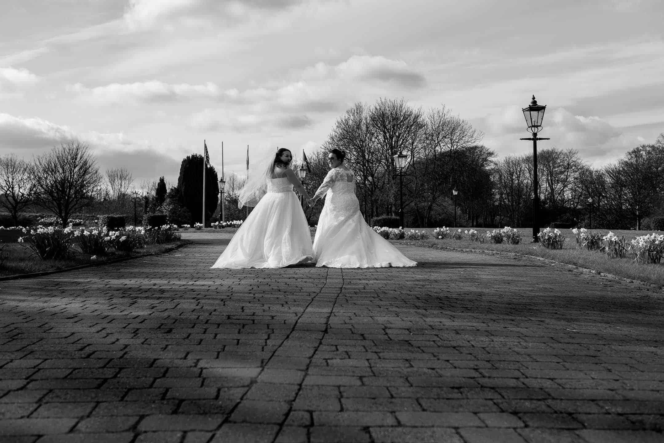Manchester Wedding Photography 2 brides