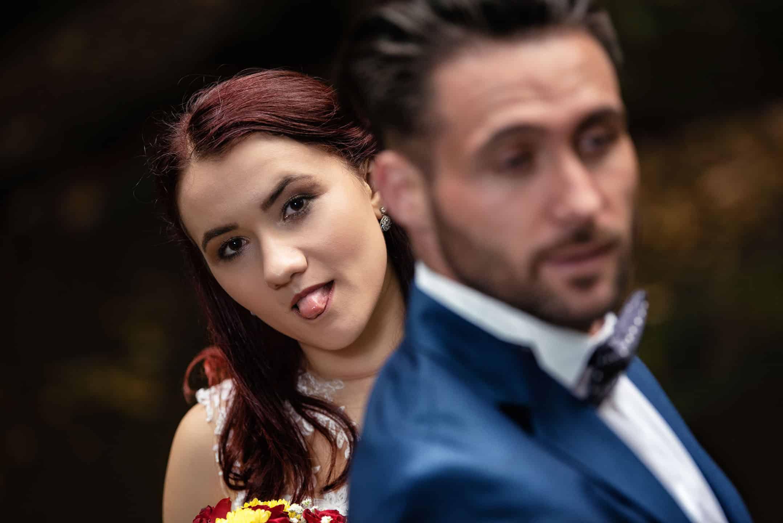 Manchester Wedding Photography by Alin Turcanu photographer having fun