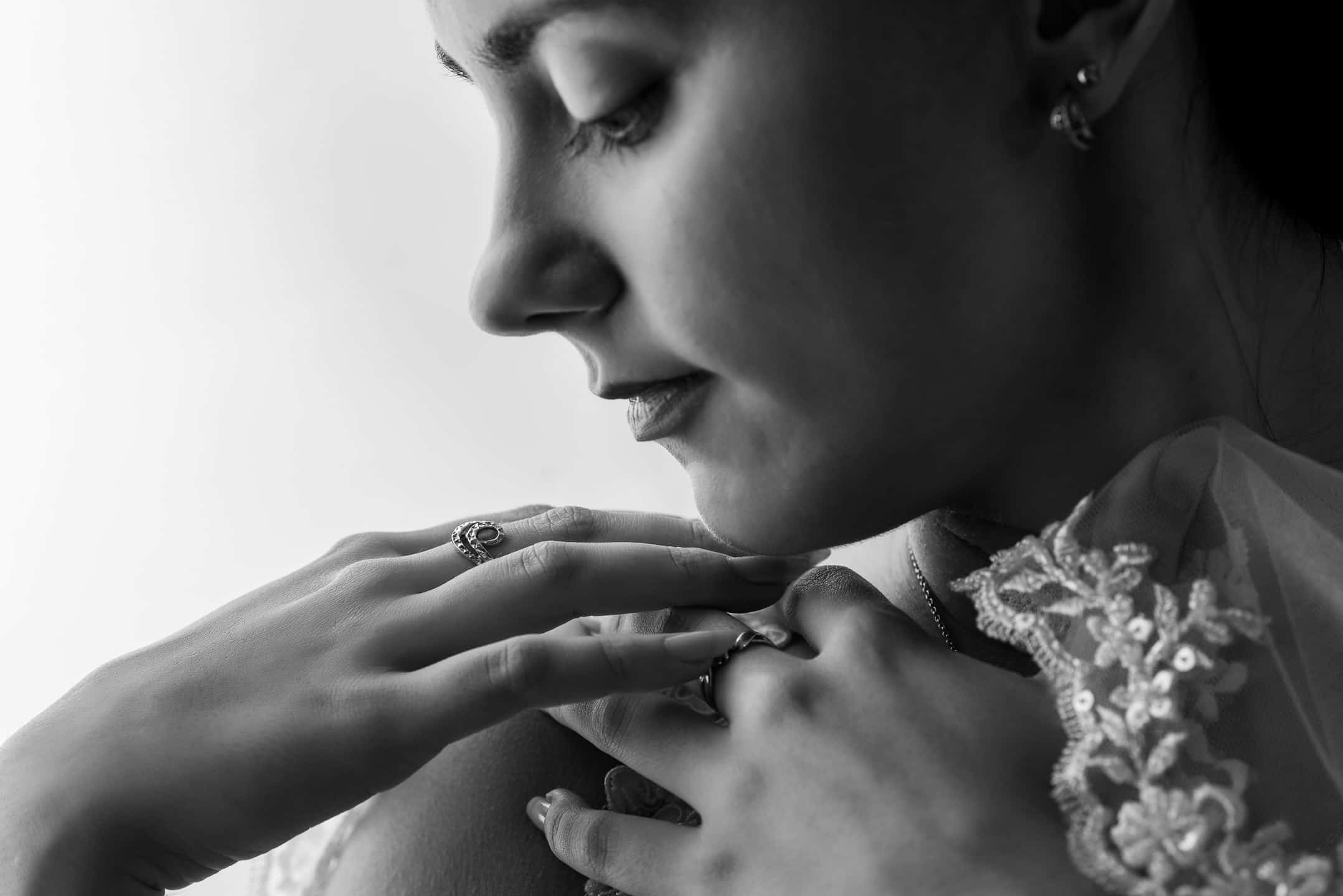 Manchester Wedding Photography by Alin Turcanu bride to be