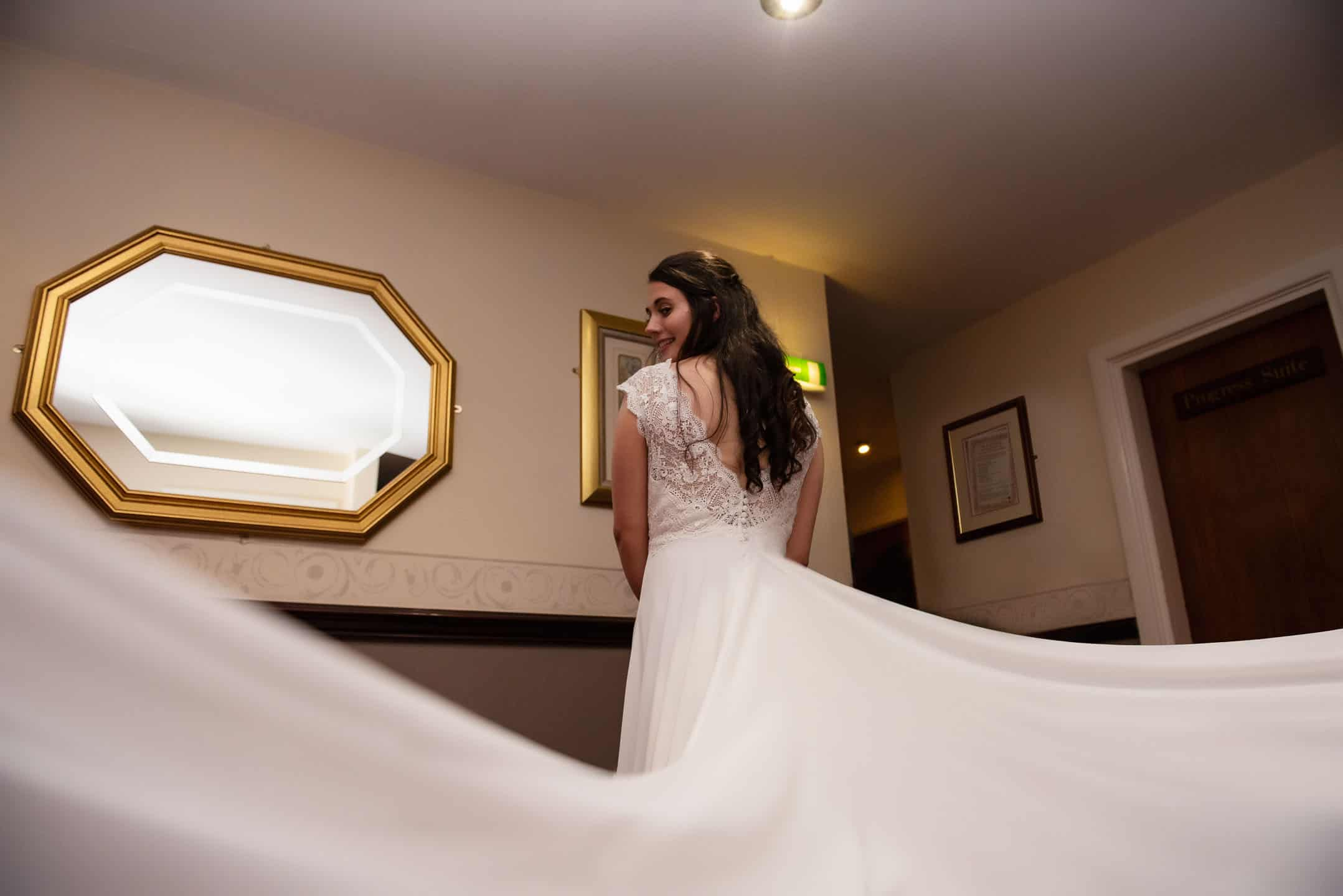 Manchester Wedding Photography by Alin Turcanu bride