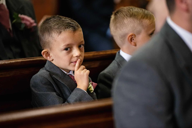 Manchester Wedding Photography church ceremony