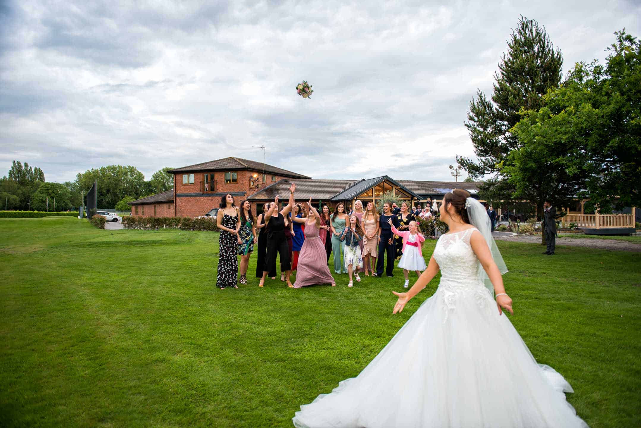 Manchester Wedding Photography at Room One Hartford bouquet