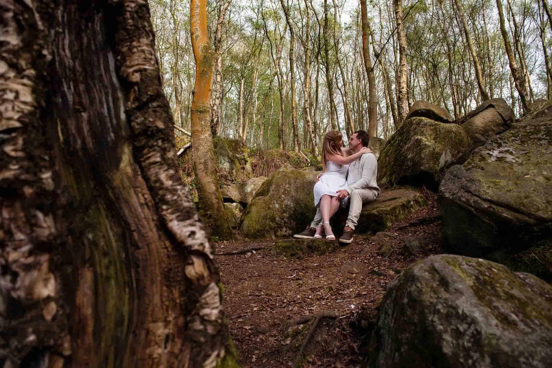 woodland shot