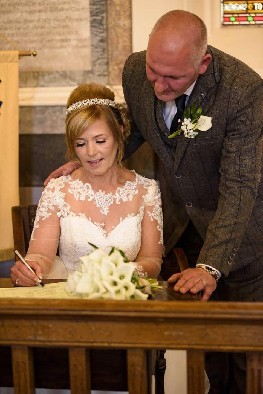 Wrexham Wedding Photography by Alin Turcanu 52