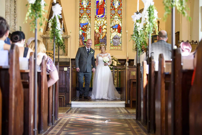 Wrexham Wedding Photography by Alin Turcanu 55